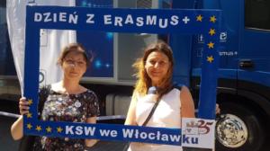 Włocławski Dzień z Erasmus+