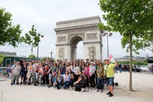 Francja, Hiszpania, Portugalia – podróż uczniów ZSK do najpiękniejszych zakątków Europy