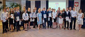 Gala wręczenia stypendiów Prezydenta Miasta Włocławek