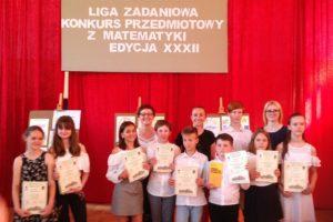 Gala rozdania nagród XXXII Ligi Zadaniowej