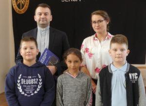 Wybory doSamorządu Uczniowskiego wMałym Długoszu