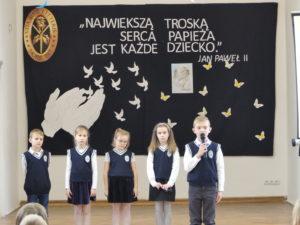 Apel zokazji uroczystości św.Jana Pawła II