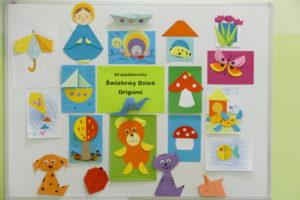 Światowy Dzień Origami wprzedszkolu