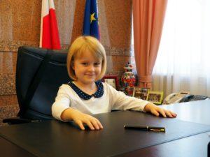 Słoneczka i Sówki z wizytą u Pana Prezydenta