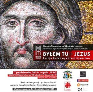 """""""Byłem tu – Jezus"""" – wystawa fotografii ks. prał. Janusza Bartczaka"""