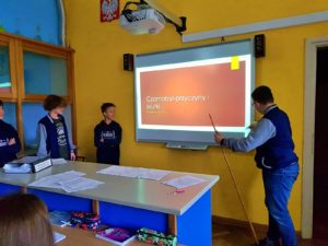 Chemia praktyczna: wykład uczniowski o katastrofie w Czarnobylu