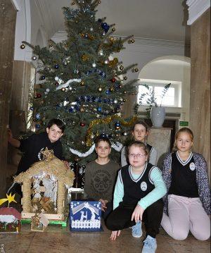 VII Międzyszkolny Konkurs na Najpiękniejszą Szopkę Bożonarodzeniową rozstrzygnięty!!!