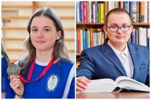 Dwoje licealistów Długosza otrzymało stypendium Ministra Edukacji Narodowej