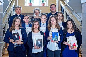 Rozdanie nagród w I Włocławskim Międzyszkolnym Konkursie Humanistyczno-Przyrodniczym