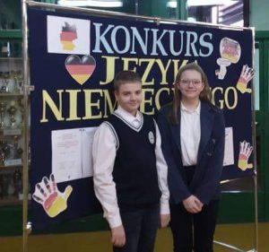 Wojewódzki Konkurs Kuratoryjny z Języka Niemieckiego