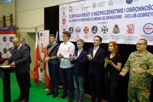Finaliści Etapu Centralnego Olimpiady Wiedzy o Bezpieczeństwie i Obronności