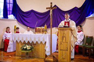 Odpust ku czci św. Kazimierza Królewicza – Patrona szkolnej kaplicy