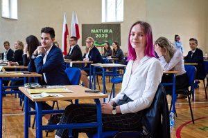 9 maja – egzamin maturalny z matematyki