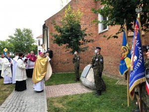 Zakończenie obchodów 100. rocznicy obrony Włocławka w 1920 r. – Msza św. w kościele św. Jana nad Wisłą