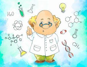Chemia praktyczna: mieszanie wody z olejem
