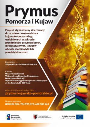 Prymus Pomorza i Kujaw 2020/2021