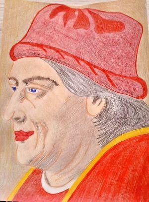 W hołdzie Patronowi Szkoły ks. Janowi Długoszowi (1415-1480) w 605. rocznicę Jego urodzin