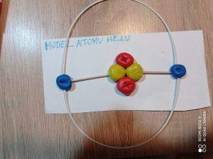 Chemia praktyczna: kreatywne modele atomów