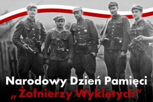 Dzień Pamięci oŻołnierzach Wyklętych