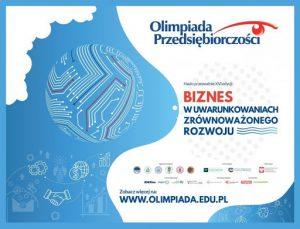 Okręgowe Eliminacje Olimpiady Przedsiębiorczości