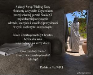 Wielkanocny numer NeoWICI – naszej szkolnej gazetki