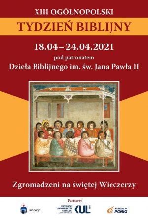 XIII Ogólnopolski Tydzień Biblijny