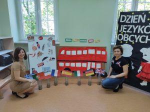 Dzień Języków Obcych wprzedszkolu