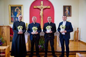Rocznica święceń prezbiteratu naszych księży