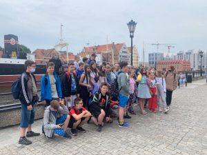 Integracja wsłonecznym Gdańsku