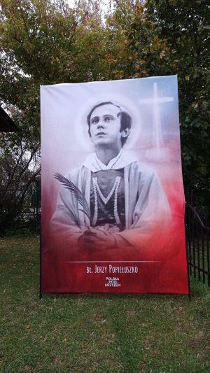 37. rocznica śmierci bł.ks.Jerzego Popiełuszki