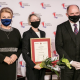"Joanna Karwowska nagrodzona wkonkursie ""Kujawsko-Pomorski Lider Edukacji""!!!"